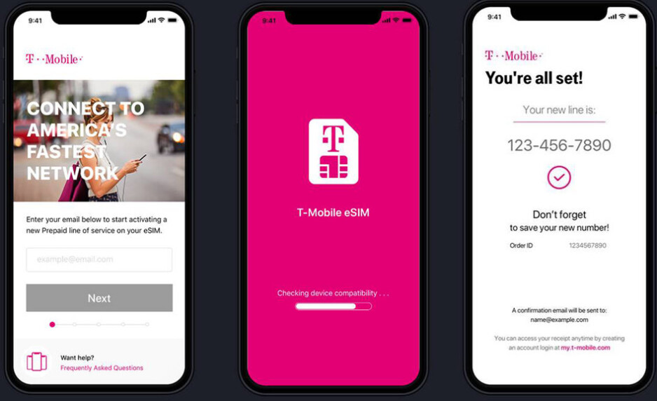 T-Mobile to enable eSIM support for iPhones by the end of 2018