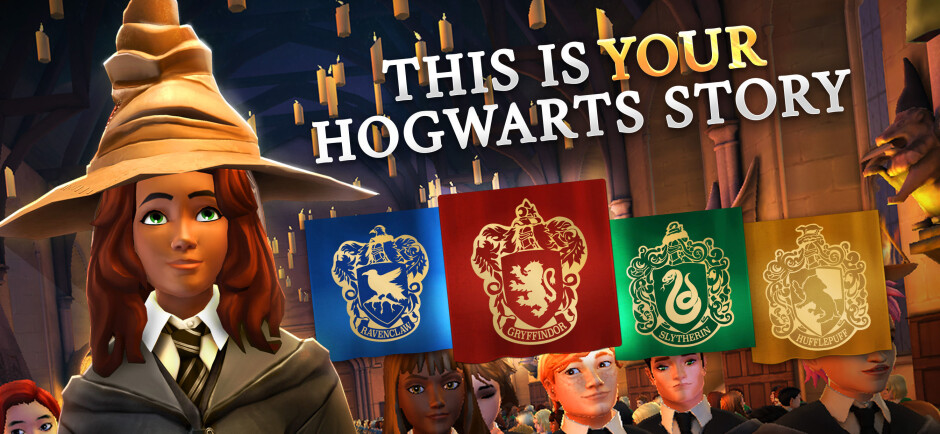 Harry Potter Hogwarts Mystery - Best free iOS games to play on your iPhone or iPad in 2019