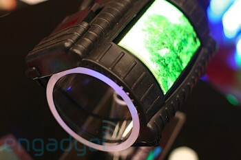 Wrist-worn OLED displays shipped to military
