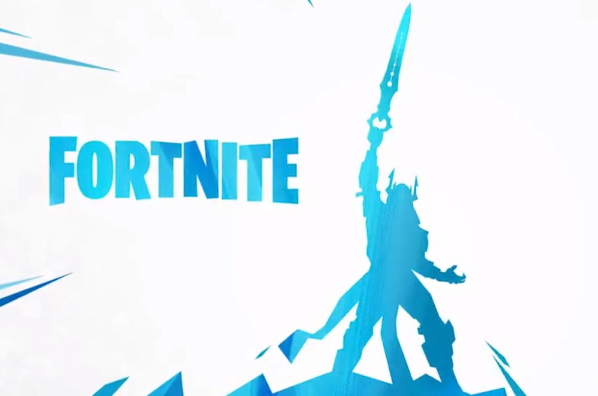 Fortnite's upcoming Infinity Blade sword