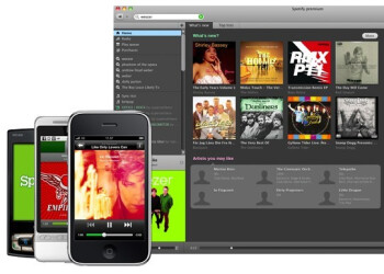 Apple impeding Spotify's U.S. release