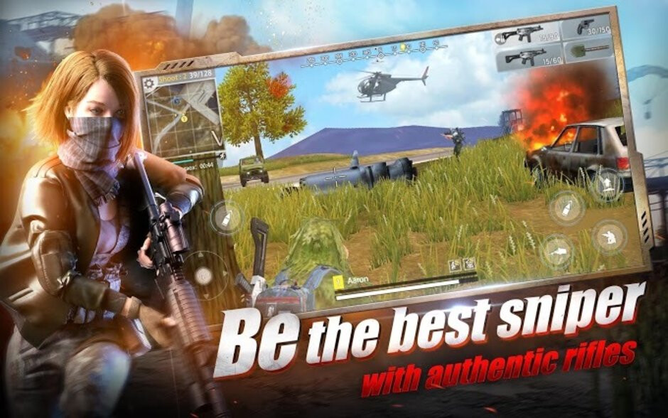 Android and iPhone battle royale games like Playerunknown's Battlegrounds, Fortnite, Rust