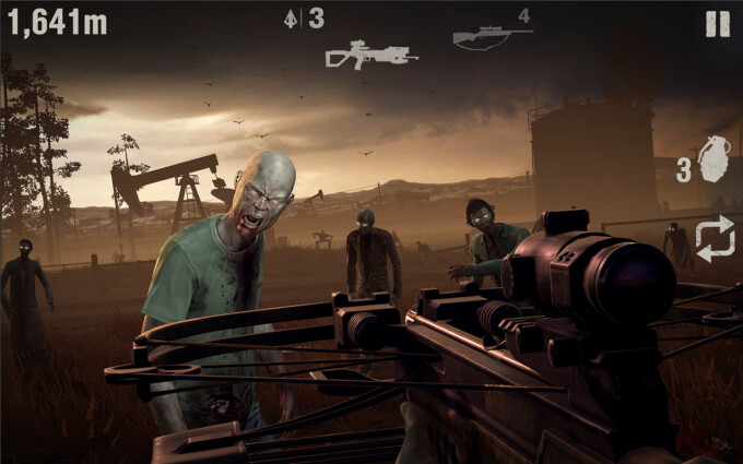 16 Best FPS/TPS (first- and third-person shooter) games for Android