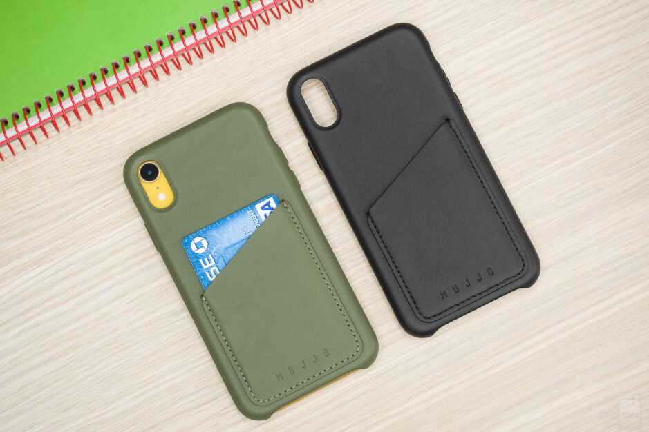 Mujjo Leather Wallet Case - The ultimate Apple iPhone XR case overview