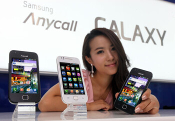 Samsung Galaxy K debuts in South Korea with Froyo