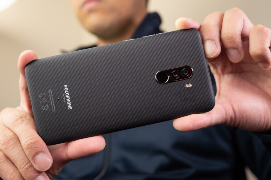The Pocophone F1 has a plastic back and it's one shortcut we don't mind on a $350 phone with flagship specs - What were the top features of 2018 smartphones?