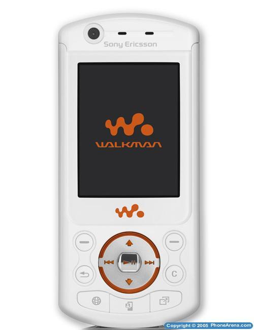 Sony Ericsson announced the W900 Walkman phone