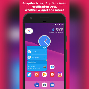 Action Launcher - Best, lightest, and most awesome Android launchers