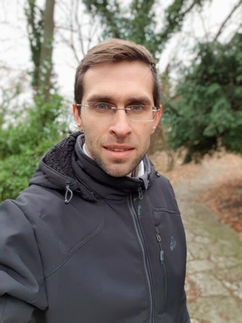 Note 9 Portrait Mode Selfie