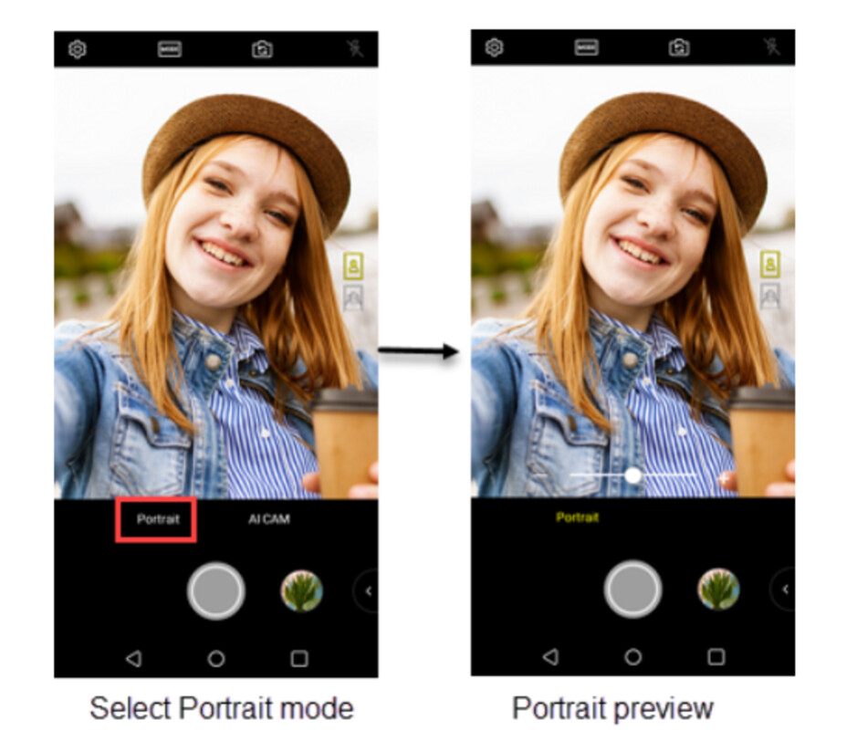 Verizon LG V30 gets Portrait mode for the front camera and more with