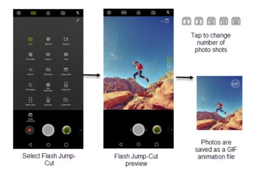 Flash Jump-Cut helps users create GIFs