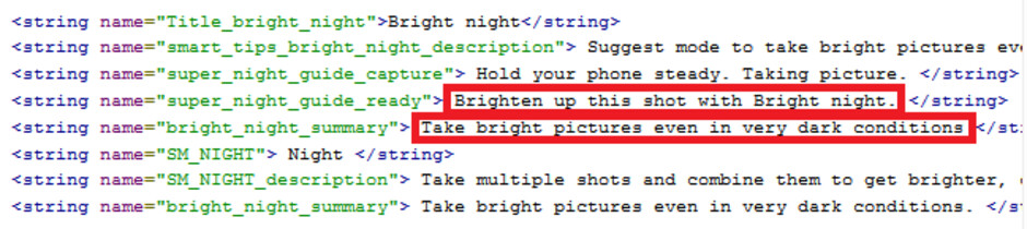 """Samsung could be working on a low-light camera feature called Bright Night - Samsung Galaxy S10 could include """"Bright Night,"""" a low-light feature like Pixel's Night Sight"""
