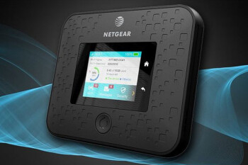 AT&T's Netgear Nighthawk 5G hotspot is the first commercial 5G device.