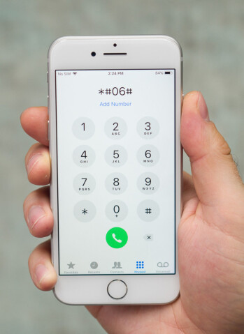 How to find a phone's IMEI number - PhoneArena