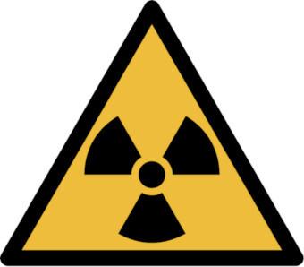 Ionizing radiation hazard symbol