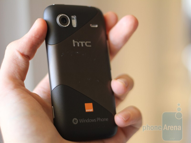 HTC 7 Mozart - Hands-on with HTC 7 Mozart, LG Optimus 7 and Samsung Omnia 7