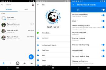 So ändern Sie die Benachrichtigungstöne in Facebook Messenger, Hangouts, Viber und WhatsApp (Android-Tutorial)