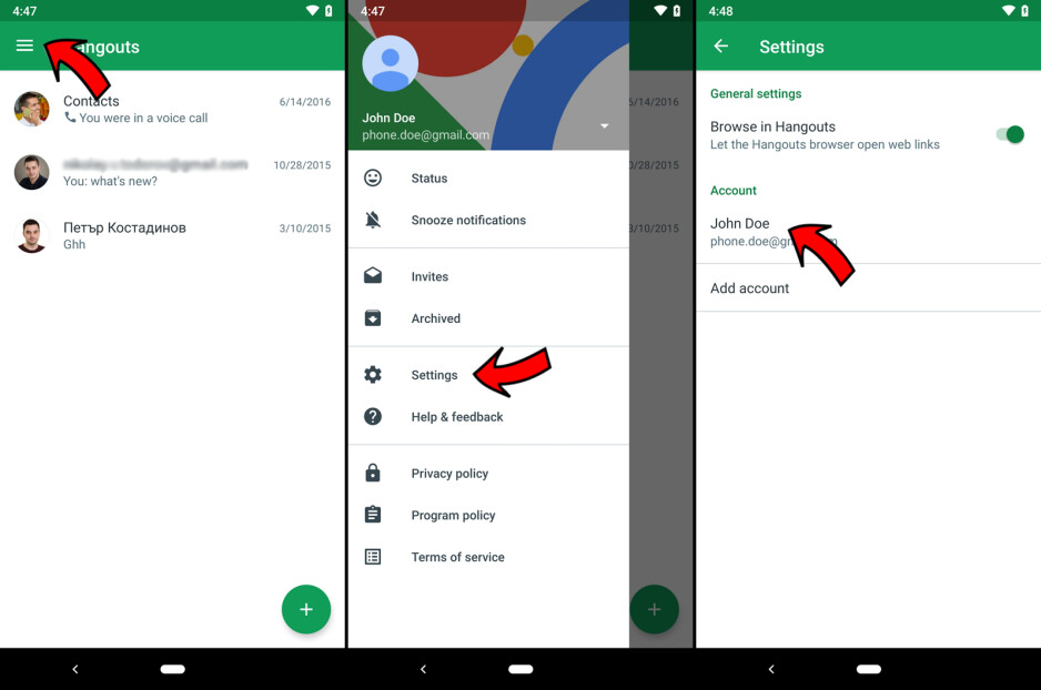 How to change the notification sounds in Facebook Messenger, Hangouts, Viber, and WhatsApp (Android tutorial)