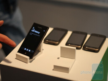 Hands-on with HTC 7 Mozart, LG Optimus 7 and Samsung Omnia 7