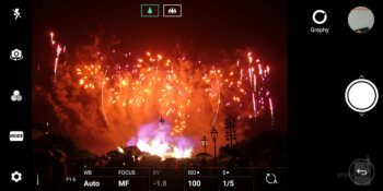 We hope you're comfortable working with your phone's manual camera controls - How to take photos of fireworks with a smartphone camera (iPhone and Android tutorial)