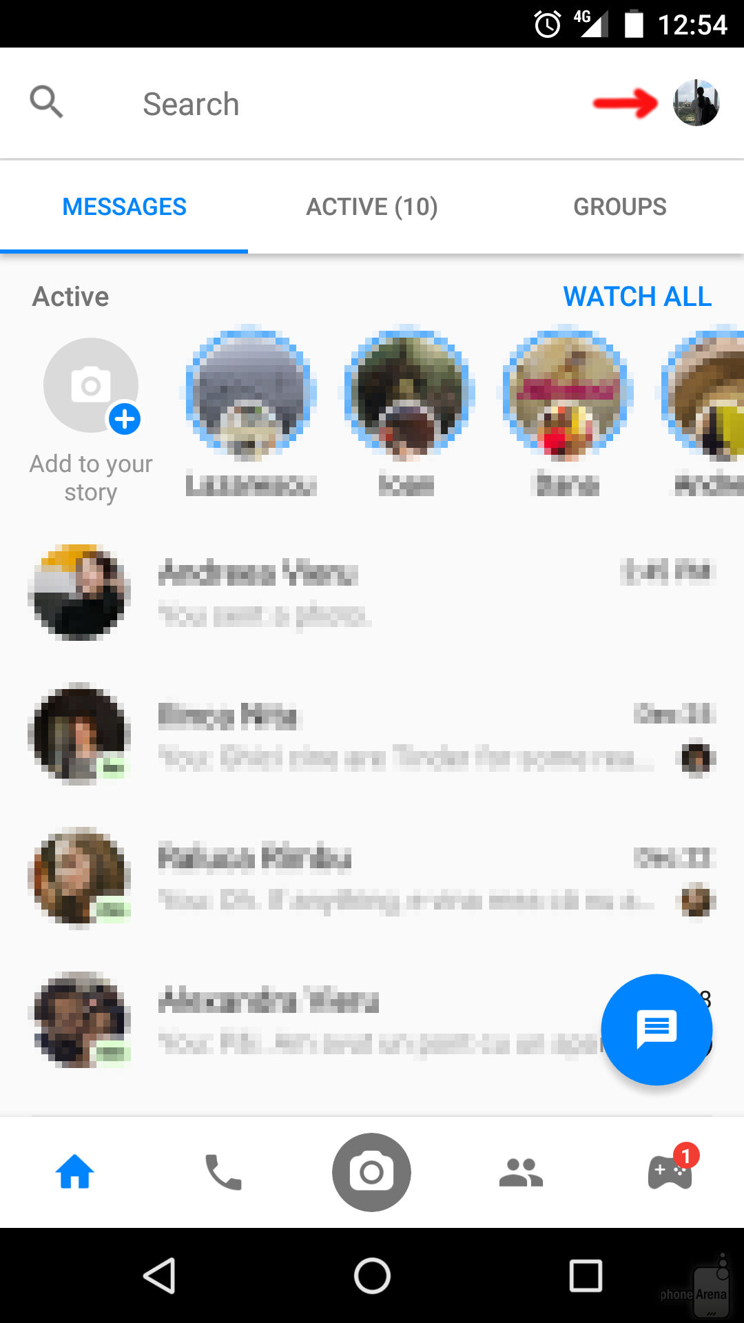 How to turn off Facebook Messenger notification sounds