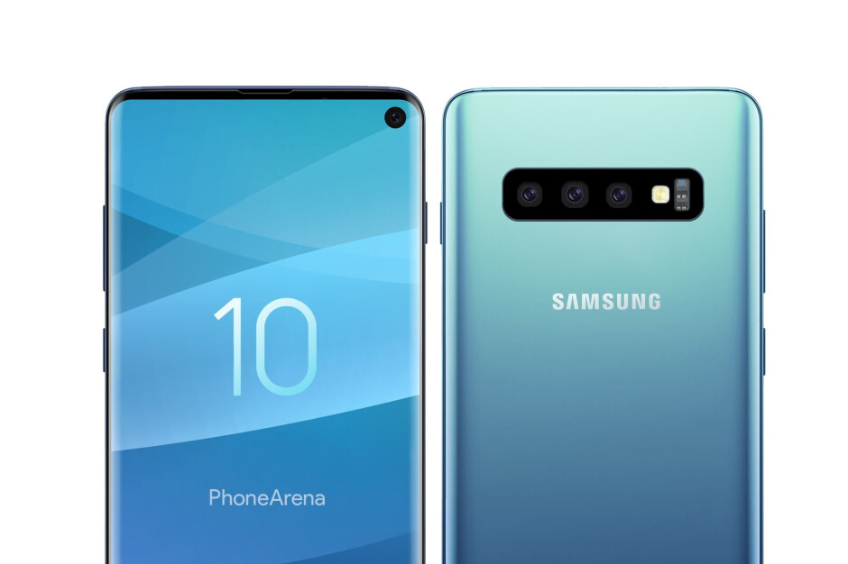 The Samsung Galaxy S10 was just spotted in the wild