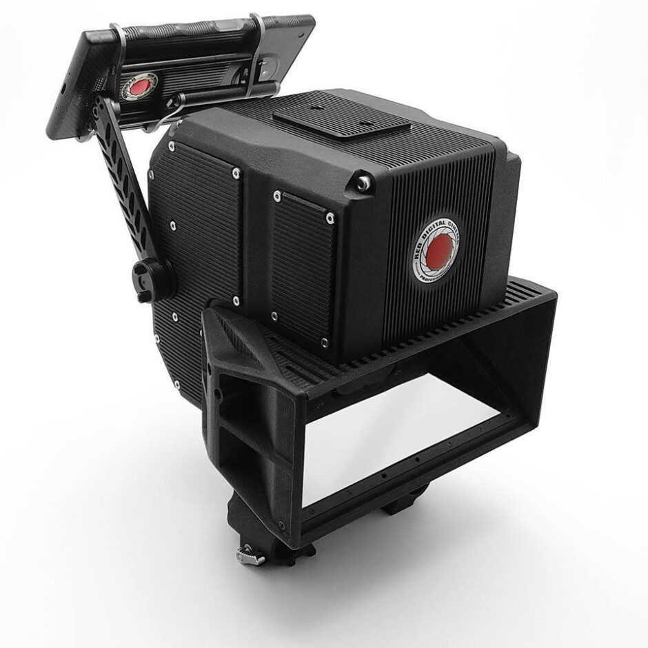 Lithium 3D camera - RED Hydrogen One maker teases Lithium, a 3D camera for elitists