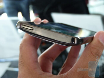 Hands-on with the HTC HD7