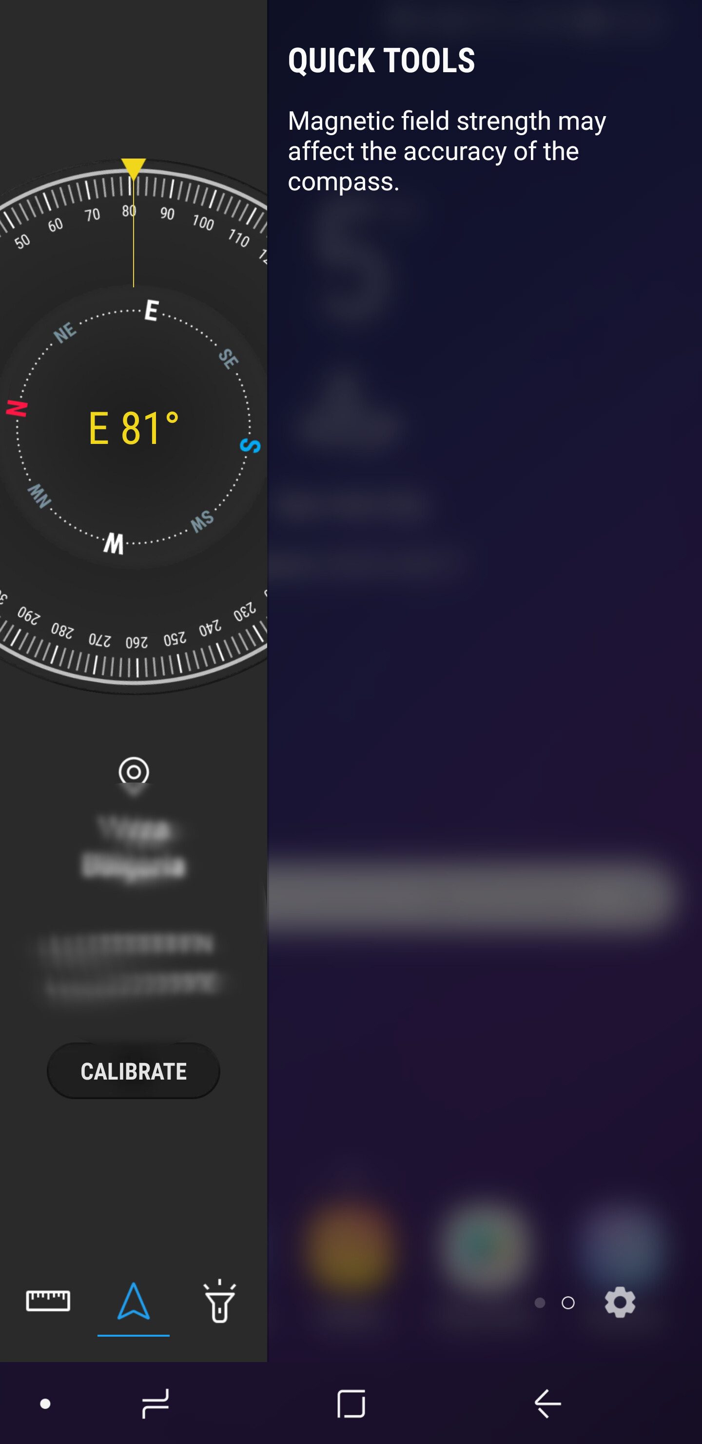 How to use an Android phone as a compass - PhoneArena
