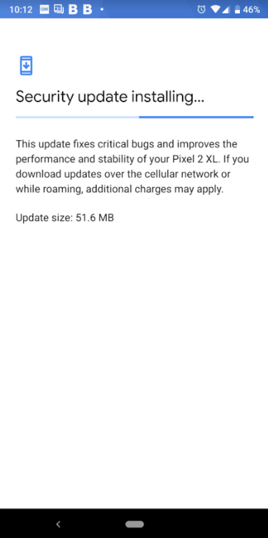 The January update is being sent out to Pixel handsets - January update fixes some audio issues on the Pixel 3, Pixel 3 XL