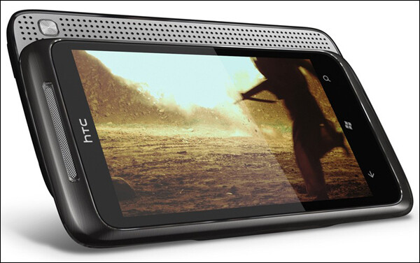 HTC Surround - WP 7 handsets broken down by carriers worldwide