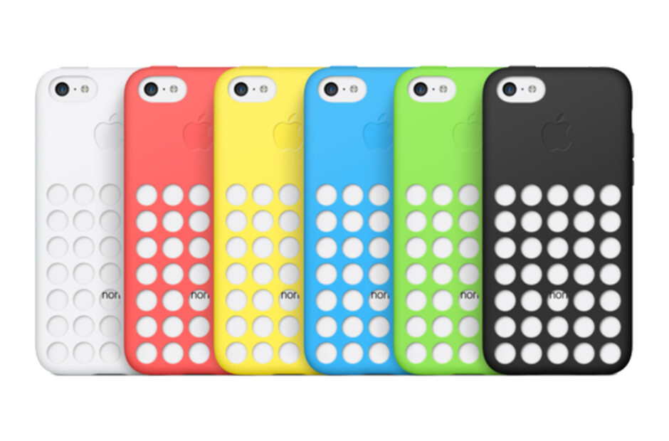The original perforated case for iPhone 5C - Xiaomi just unveiled another Apple copycat product, but we actually like this one