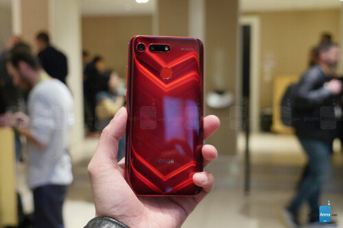 Honor View 20 hands-on