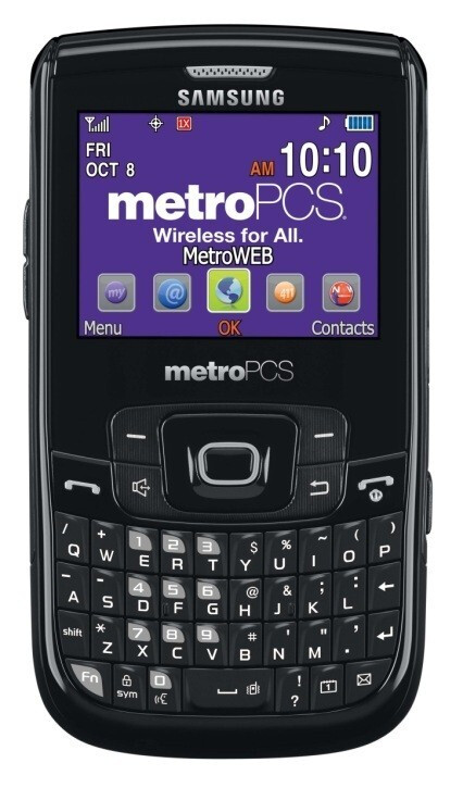 Samsung Freeform II is fittingly headed to MetroPCS