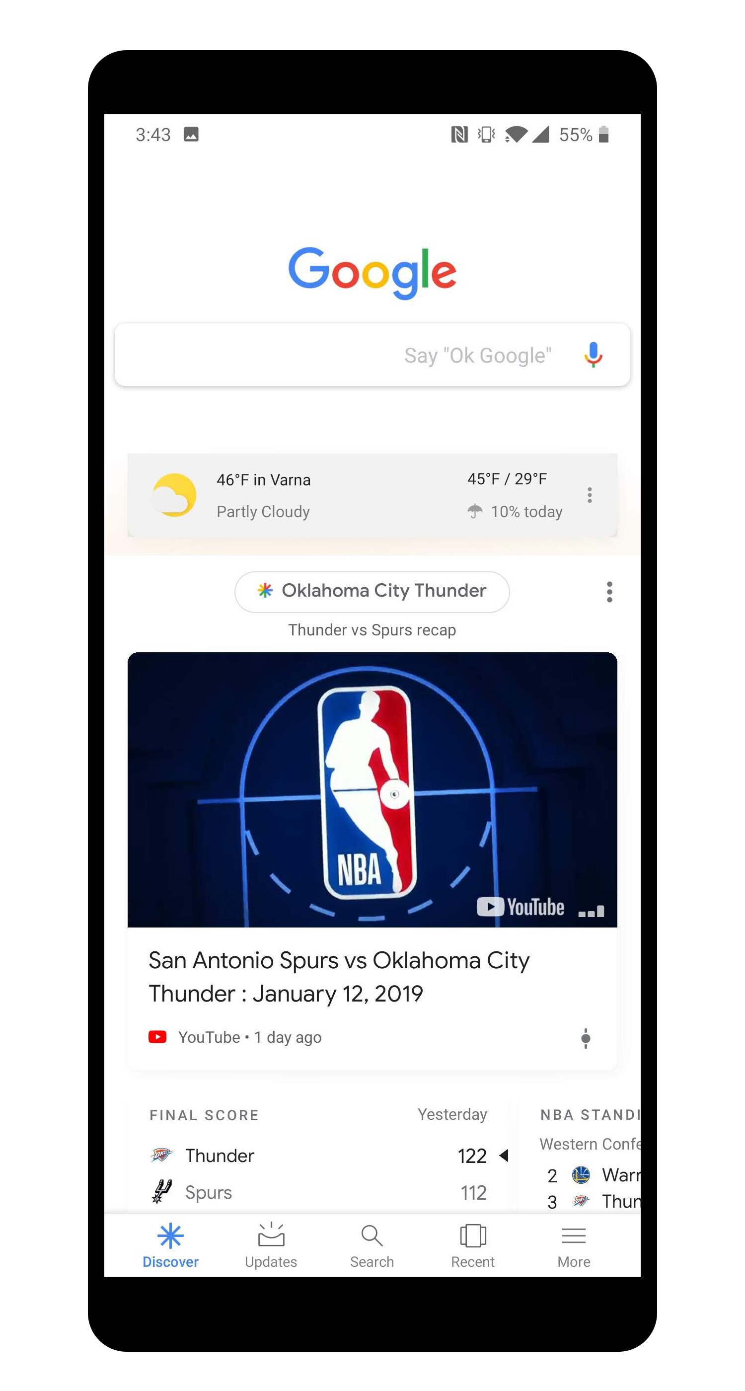 How to get Google's Weather app on your Android phone home screen