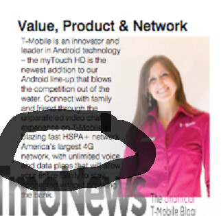 T-Mobile is already calling itself the largest 4G network in the U.S. - T-Mobile to rename its HSPA+ network as 4G?