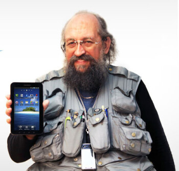 Russian consumers will have to pay 36,990 rubles for the Samsung Galaxy Tab