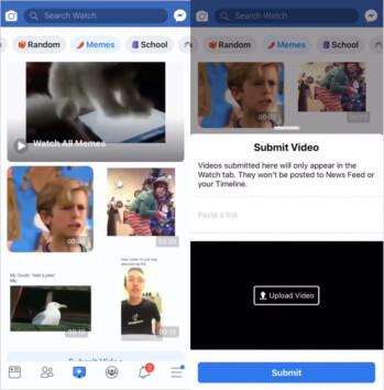 Facebook versucht Teenager mit einer Meme-App namens LOL zu verführen