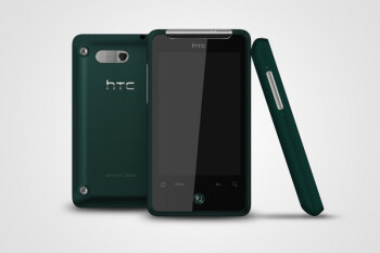Stylish HTC Gratia heading to Europe with Froyo on board