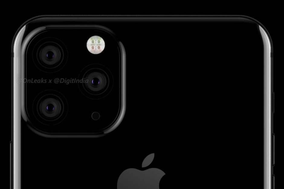 Another possible iPhone XI design - Apple's future iPhones & iPads just got detailed: triple-cameras, iOS 13 and 3D sensors