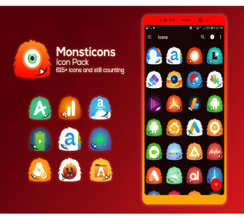 5 super Android icon packs have been made free for a limited