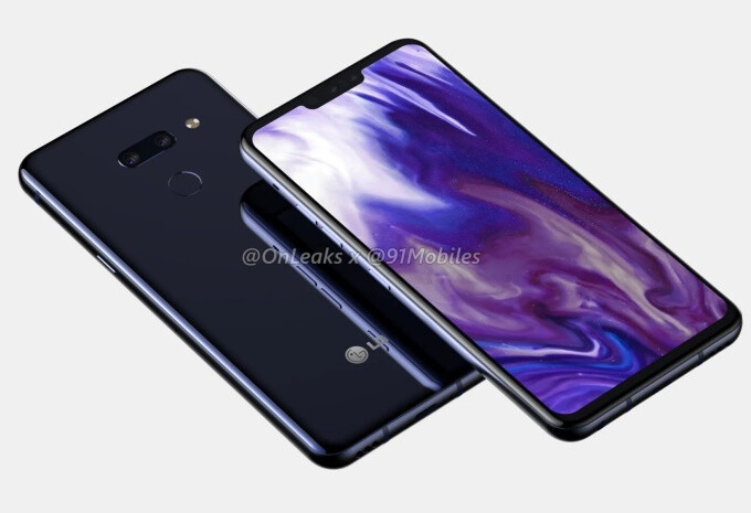 LG G8 ThinQ battery size revealed as larger than all of the