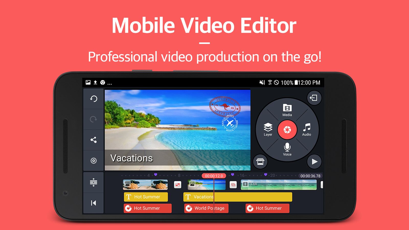 Best video editors for Android in 2019 - PhoneArena