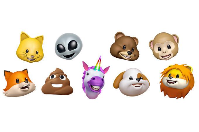 iOS 12.2 could bring four new animoji