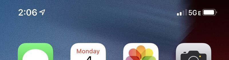 Following the installation of the iOS 12.2 beta, some iPhone users spotted the 5G Evolution icon on their phone's status bar - No, AT&T subscribers; your Apple iPhone is not connecting to a true 5G network
