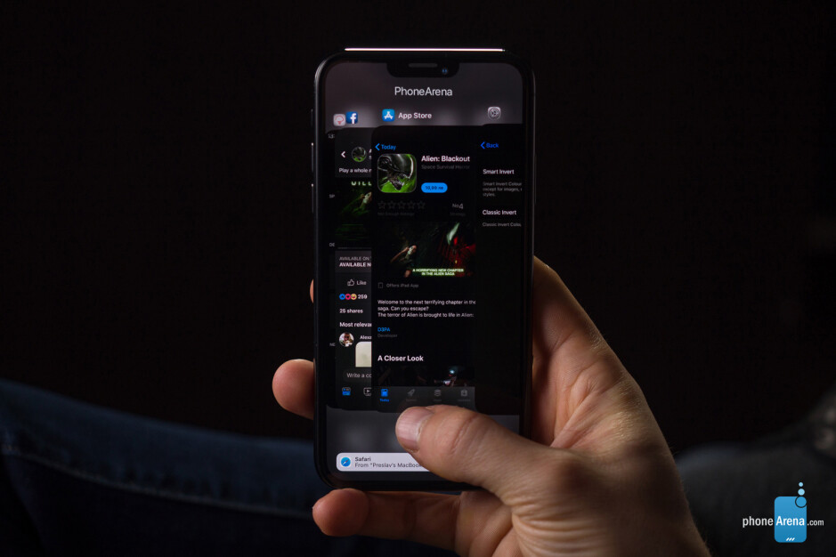 iPhone XI renders show what Dark Mode could look like in iOS 13