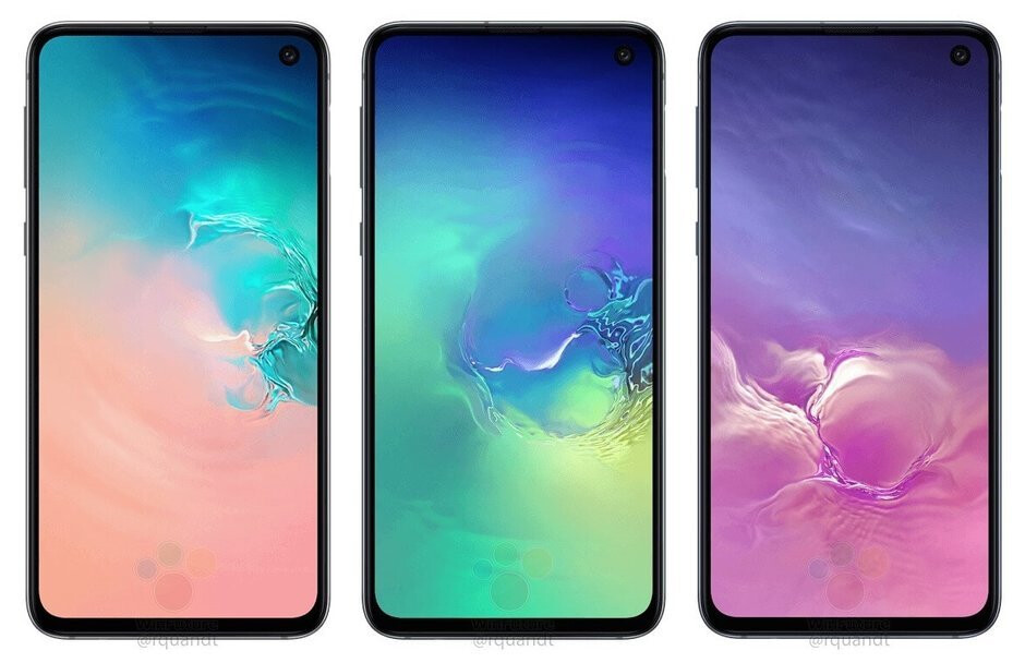 Galaxy S10e, front - Galaxy S10, S10+ and S10e release date, price, news and leaks