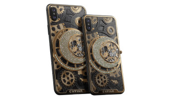 Gold plated phones or how to roll like an oligarch