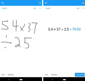 Die einmalige Taschenrechner-App ist nur eine Woche im Google Play Store kostenlos (3 US-Dollar im App Store).