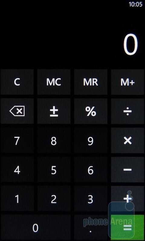 Calculator - Windows Phone 7 Walkthrough
